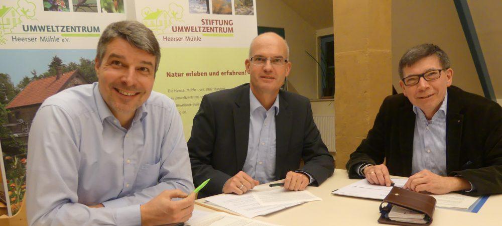 Thorsten Sagner, Lars Pieper, Dr. med. Wolfgang Engel