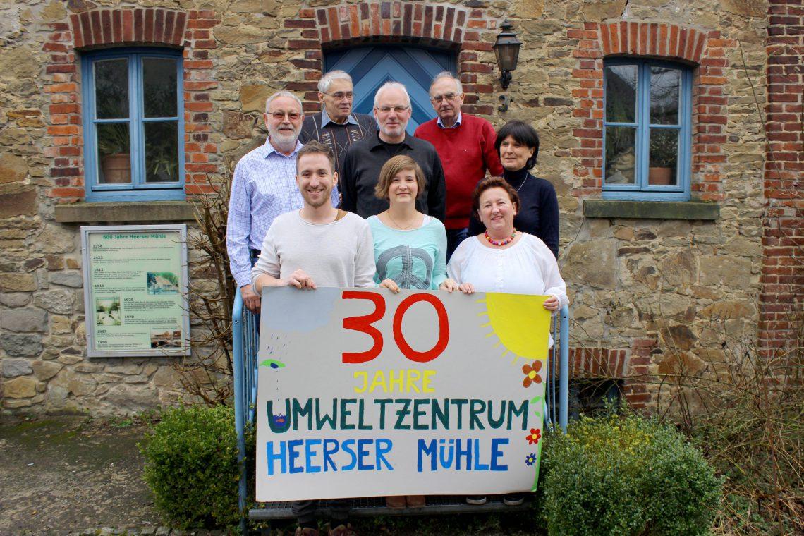 """Vorstand des Trägervereins """"Umweltzentrum Heerser Mühle"""""""